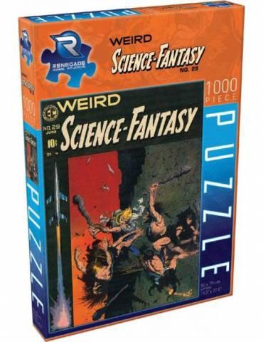 EC Comics Puzzle Series: Weird Science-Fantasy No. 29