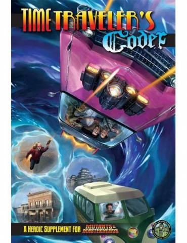 Mutants and Masterminds: Time Travelers Codex