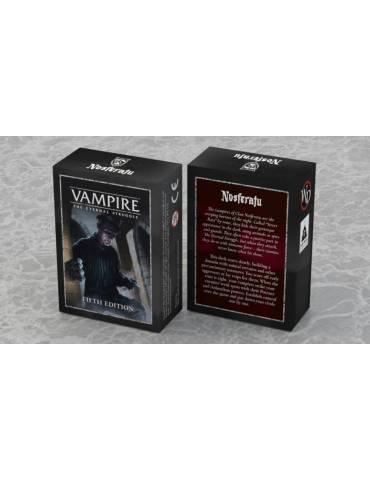Vampire Eternal Struggle 5th Edition: Nosferatu (Inglés)