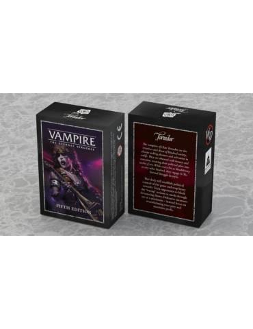 Vampire Eternal Struggle 5th Edition: Toreador (Castellano)