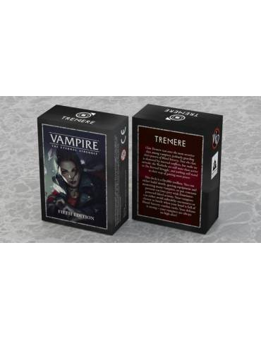 Vampire Eternal Struggle 5th Edition: Tremere (Castellano)