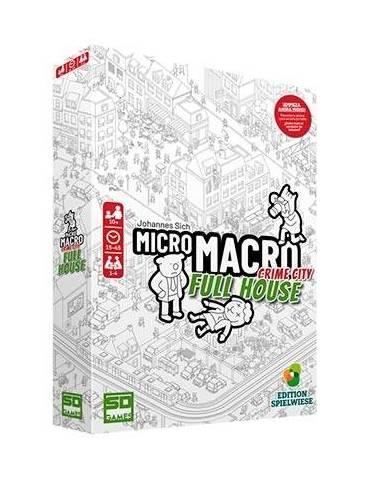 MicroMacro: Full House