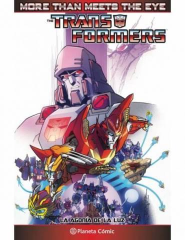 Transformers More Than Meets the Eye Nº05/05