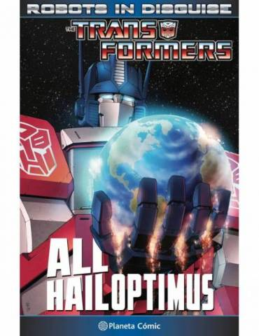 Transformers Robots in Disguise Nº05/05