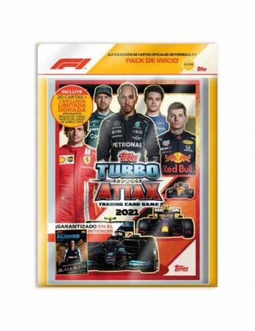 Formula 1 Turbo Attax Pack de inicio