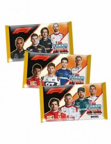 Formula 1 Turbo Attax Sobre