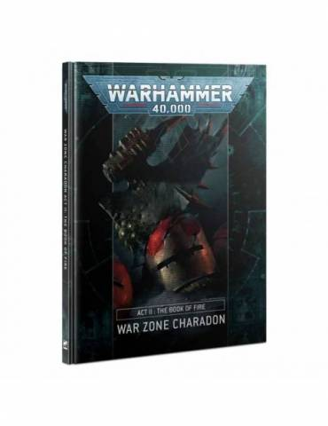 War Zone Charadon - Act II: The Book of Fire (Inglés)