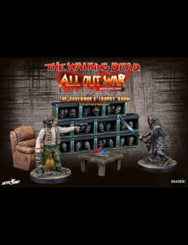 The Walking Dead: All Out War - Sala de trofeos del Gobernador (W5)
