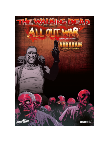 The Walking Dead: All Out War - Booster Abraham (W5)