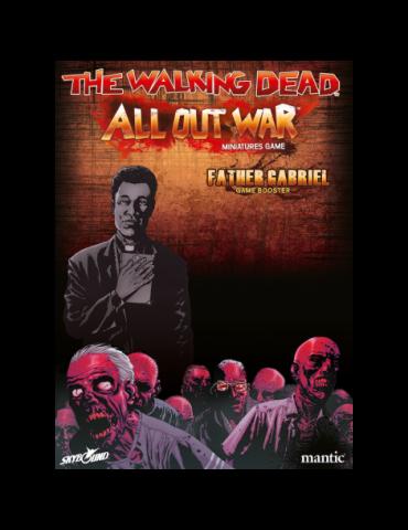 The Walking Dead: All Out War - Booster Padre Gabriel (W5)