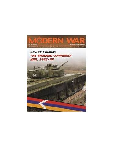 The Nagorno-Karabakh War: 1992-1994
