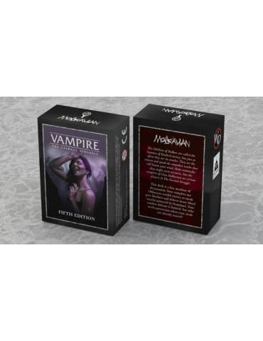 Vampire Eternal Struggle 5th Edition: Malkavian (Inglés)