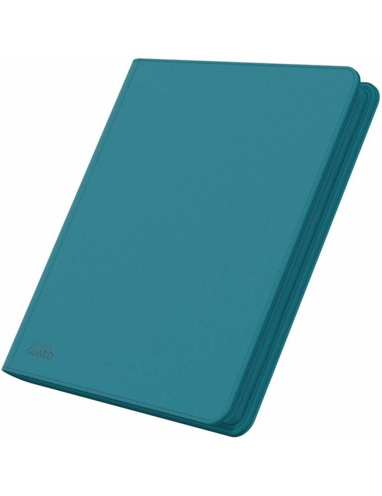 Álbum 12 Ultimate Guard - Pocket QuadRow Zipfolio XenoSkin Azul Gasolina