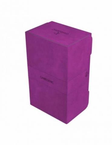 Caja para Cartas Gamegenic: Stronghold 200+ Convertible Purple