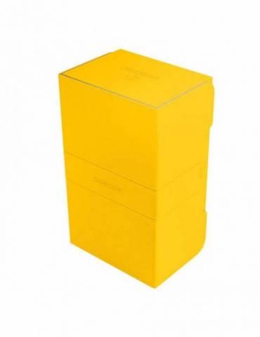 Caja para Cartas Gamegenic: Stronghold 200+ Convertible Yellow
