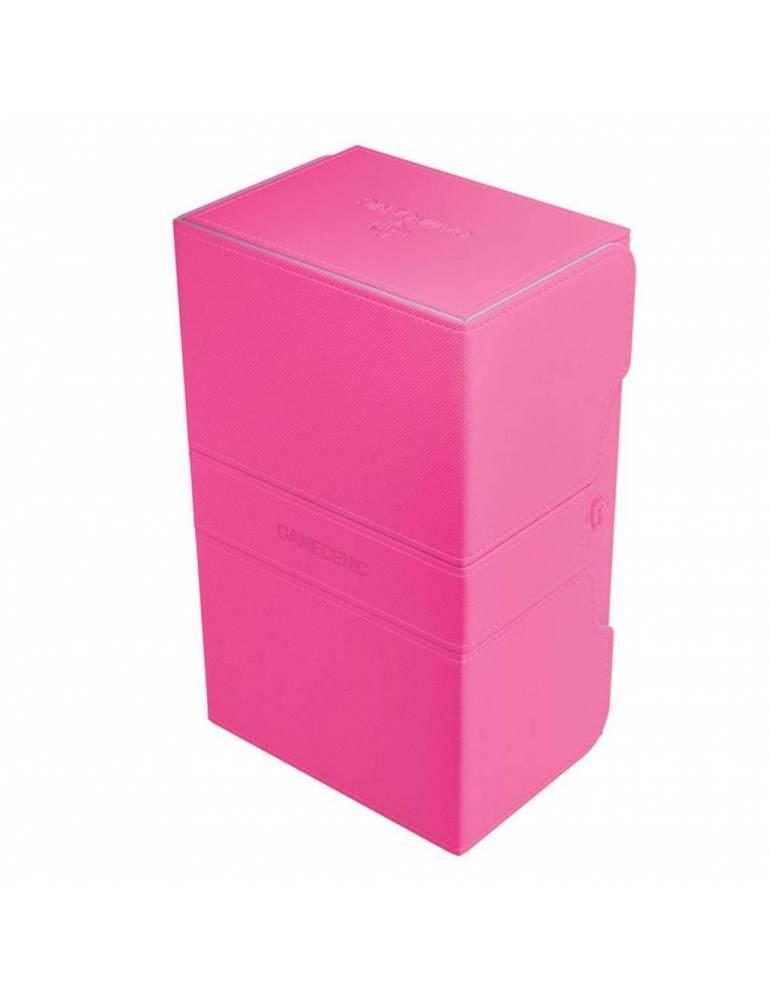 Caja para Cartas Gamegenic: Stronghold 200+ Convertible Pink