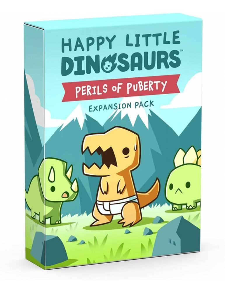Happy Little Dinosaurs: Perils of Puberty