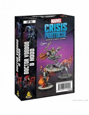Marvel Crisis Protocol: Doctor Voodoo & Hood