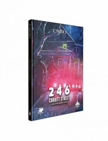 La llamada de Cthulhu JDR: 246 Corbitt Street