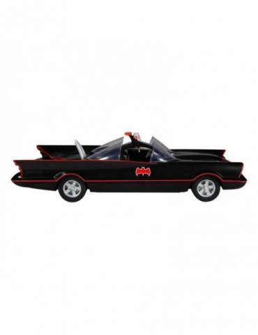 Vehículo DC Retro Batman 66: Batmobile