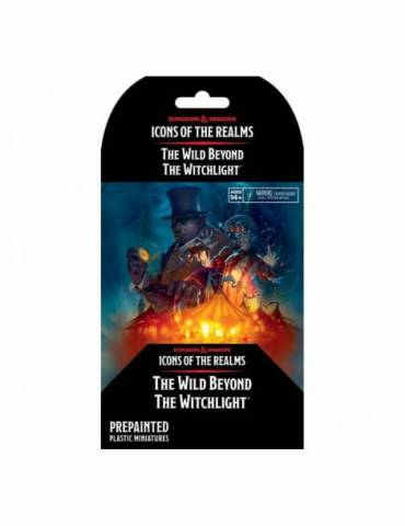 D&D Icons of the Realms: The Wild Beyond the Witchlight Booster Brick