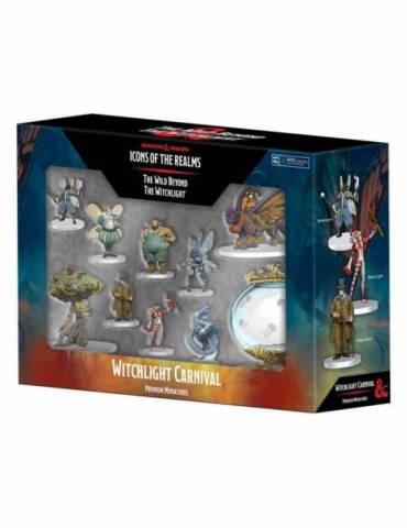 D&D Icons of the Realms: The Wild Beyond the Witchlight Premium Set 1
