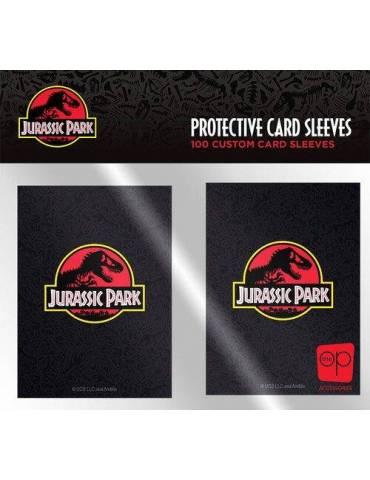 Fundas Parque Jurásico: Cartas Standard Size (100)