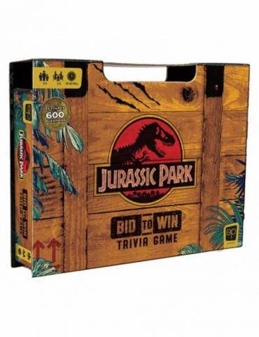 Jurassic Park Bid To Win Trivia