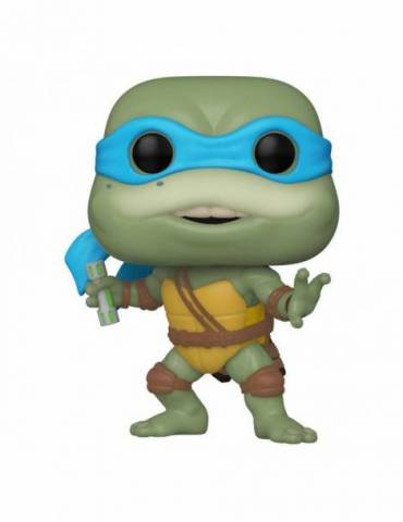 Figura POP Tortugas Ninja Movies: Leonardo 9 cm