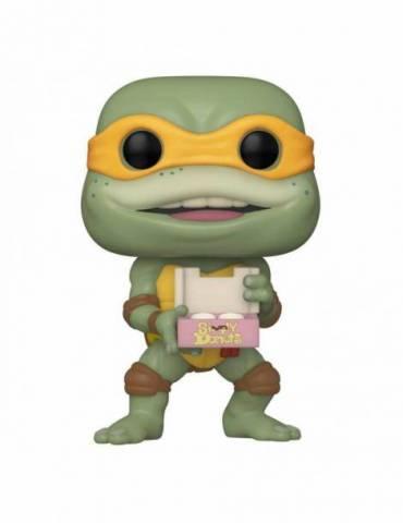 Figura POP Tortugas Ninja Movies: Michaelangelo 9 cm