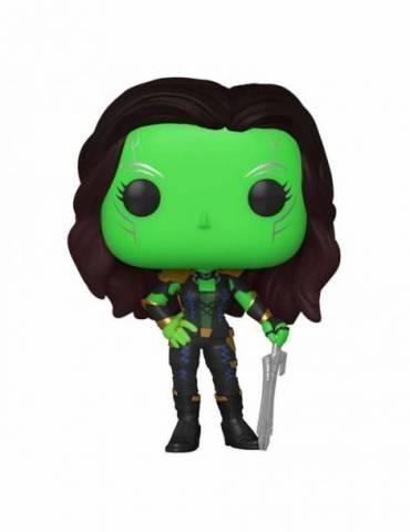 Figura POP What If...? Marvel: Gamora