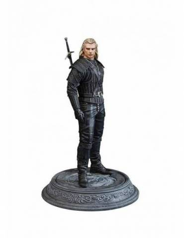 Figura The Witcher: Geralt De Rivia Netflix Version 22 cm