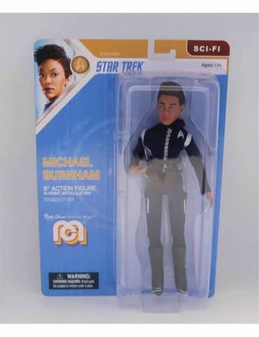 Figura Star Trek: Michael Burnham Discovery Retro 20 cm