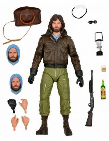 Figura The Thing Scale Action Figure: Ultimate Macready (Outpost 31) 18 cm