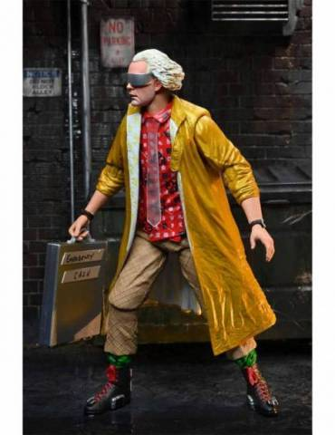 Figura Scale Action Figure Back To The Future 2: Ultimate Doc Brown (2015) 18 cm