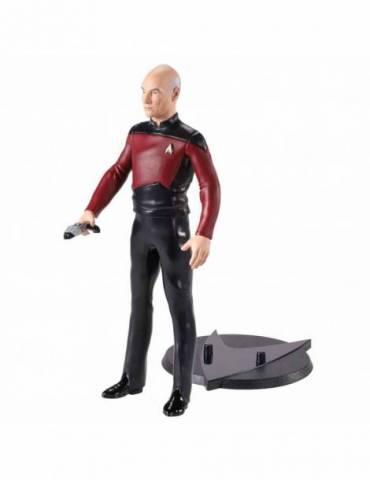 Figura Bendyfig Star Trek: Jean Luc Picard Flexible 18 cm