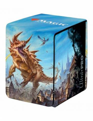 Alcove Flip Box Ultra Pro: Adventures in the Forgotten Realms - The Tarrasque for Magic: The Gathering