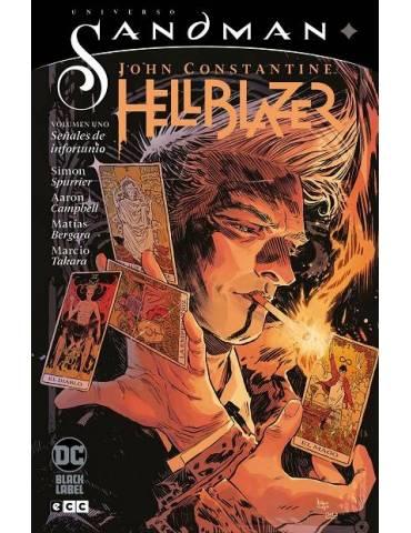 Universo Sandman - John Constantine Hellblazer vol. 01: Señales de infortunio