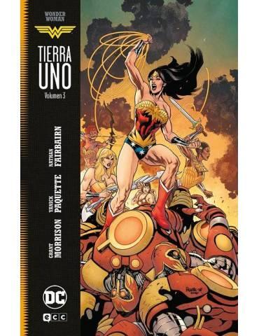 Wonder Woman: Tierra uno vol. 03