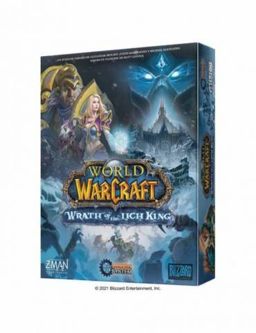 World of Warcraft: Wrath of the Lich King (Inglés)