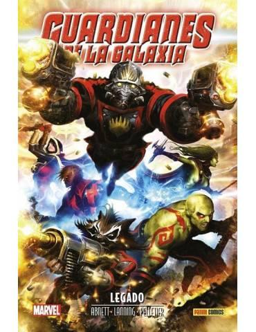 Aniquilacion Saga 11. Guardianes de la Galaxia: Legado