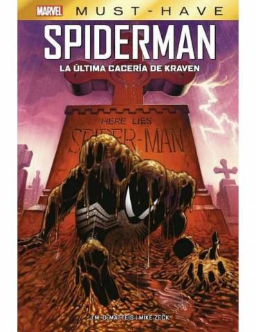 Marvel Must-Have. Spiderman: La Última Caceria de Kraven