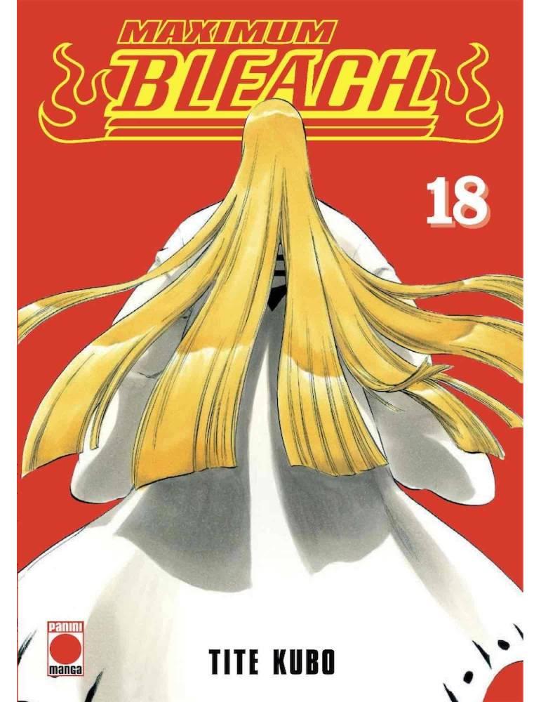 Bleach Maximum 18