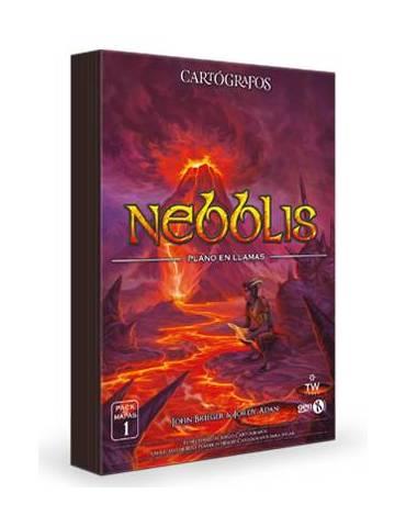 Cartógrafos: Nebblis