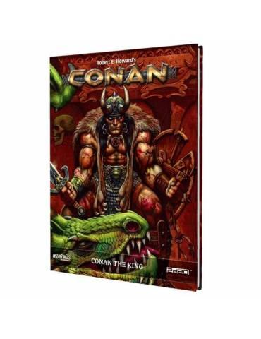 Conan: Conan the King