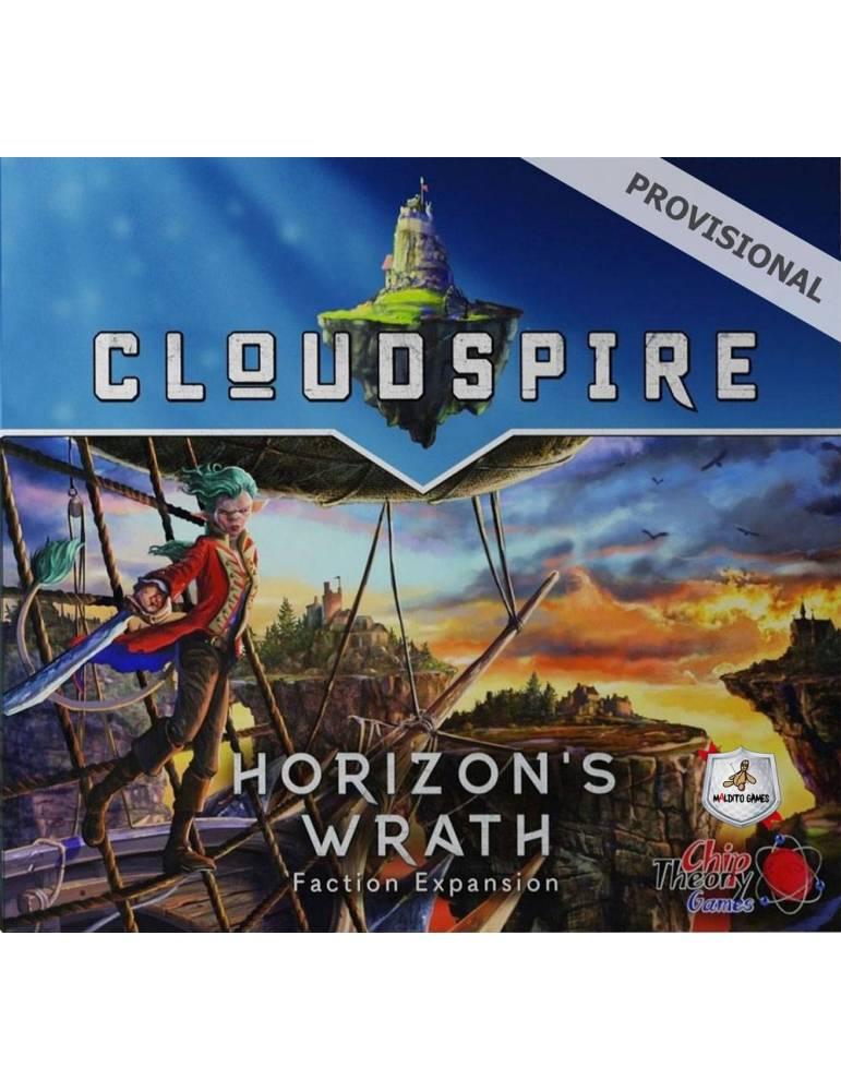 Cloudspire: Facción Furia del confín