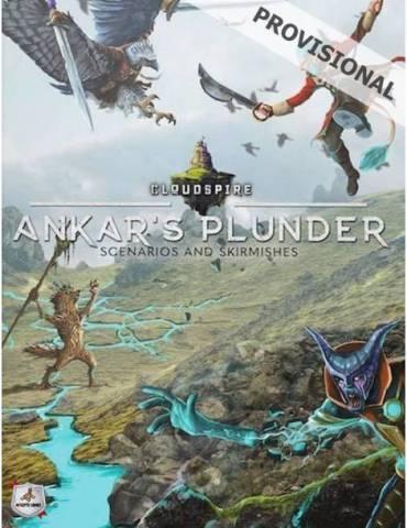 Cloudspire: El saqueo de Ankar - Escenarios y escaramuzas adicionales