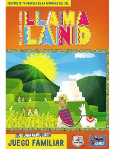 Llamaland (Castellano)