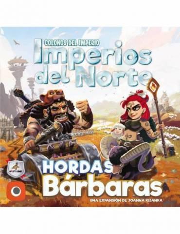 Colonos del imperio: Imperios del Norte - Hordas Bárbaras