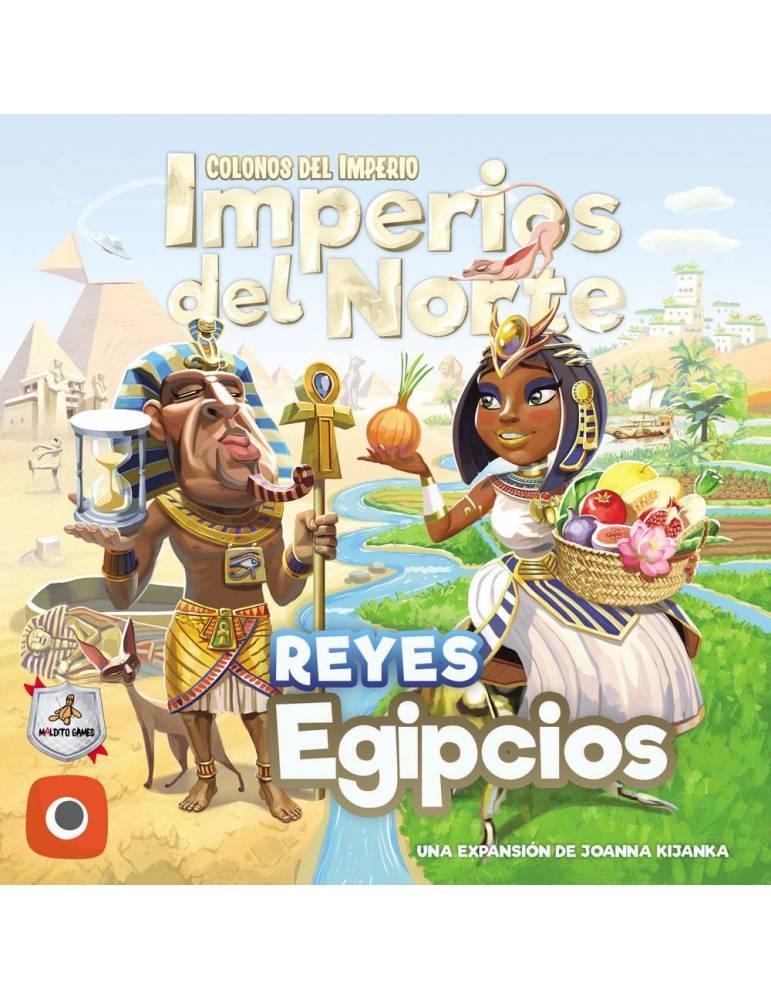 Colonos del imperio: Imperios del Norte - Reyes Egipcios